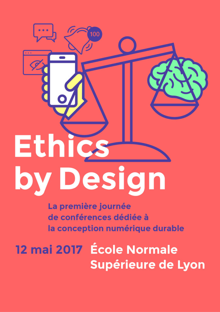 Affiche Ethics By Design 2017